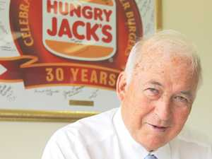 Burger billionaire's plea to protect franchisees