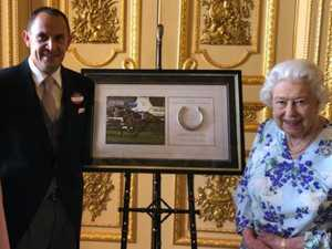 Queen lets Waller in on stable secrets