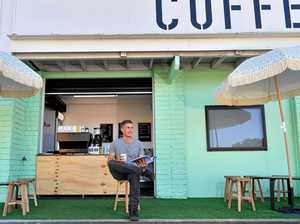 Trendy coffee hub brews new life into historic site