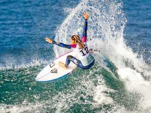 Andrew, Wilson edged out of Open J-Bay