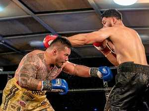Toowoomba fighter wins Australasian title
