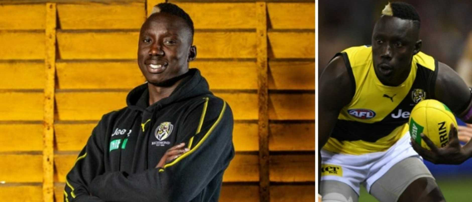 Mabior Chol is using his stature as a burgeoning Richmond star to help his community.