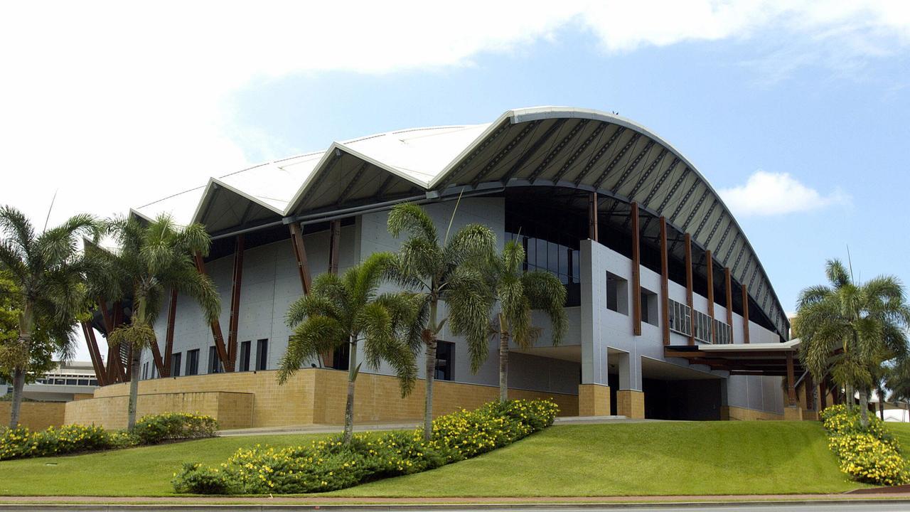 Cairns Convention Centre building