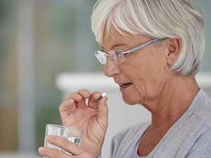 Pill-popping seniors warned of health risks