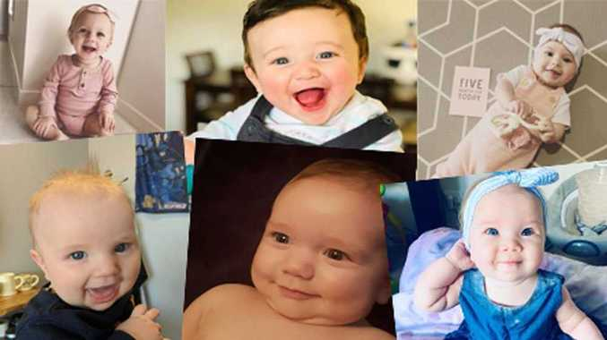 88 babies, 1500 votes: Ipswich picks cheeky smile winner