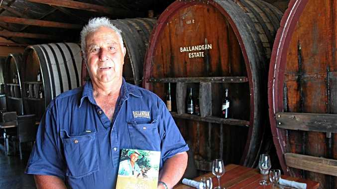 Ekka honour for local legend