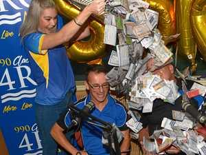 Rocky man's wallet $5k heavier after big win
