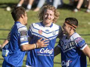 Bloomer steps up for Ghosts as youngsters shine through