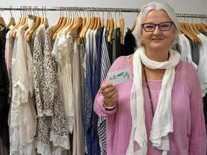 Gympie 'pop-up' inspired by granddaughters, made in Italy