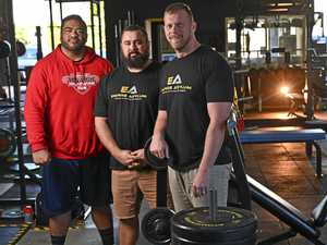 Gym, weightlifting club gain strength in numbers