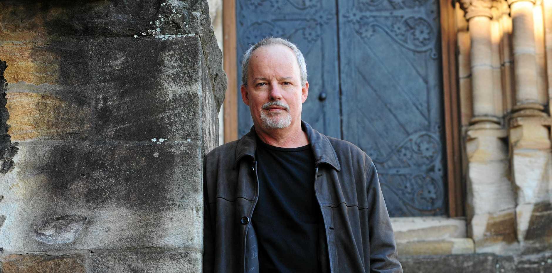 GUEST SPEAKER: Crime writer Michael Robotham will visit Casino on July 31.