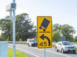 SNAP! The speed camera that's captured $1m in six months