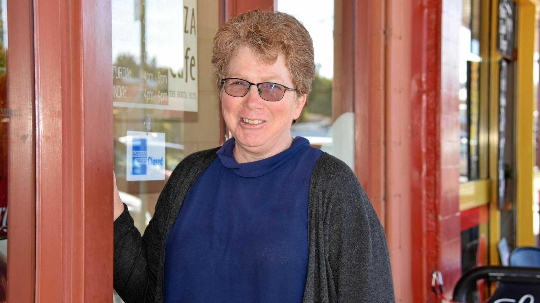 Q & A: Former Aussie's Pizza owner, Dianne Smith was given some valuable life advice.