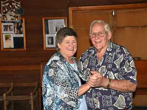 Slice of music history at hall's 90th birthday bash