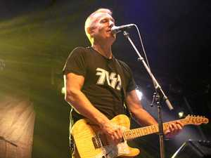 Two famous rockers set to perform in Hervey Bay