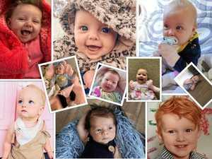 CUTEST BABY: The South Burnett has chosen the top 12