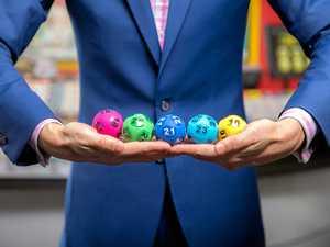 Kingaroy newsagent awaits $1.4 million mystery lotto winner