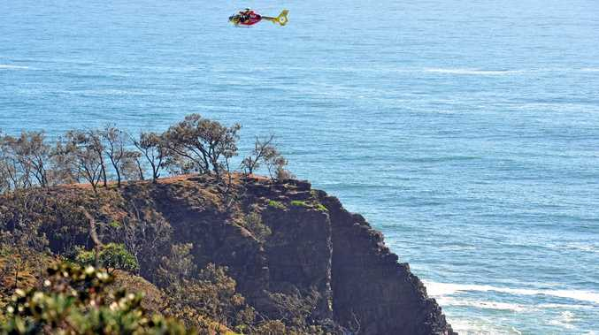 Young surfer airlifted from remote Sunshine Coast beach