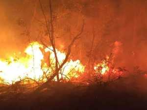 Fire disaster: Confused farmers feared breaking law