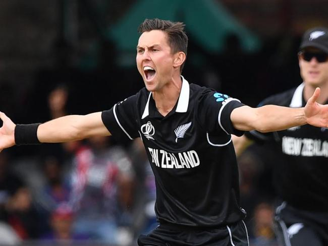 Trent Boult and his team-mates did not deserve to be on the end of a cruel defeat.