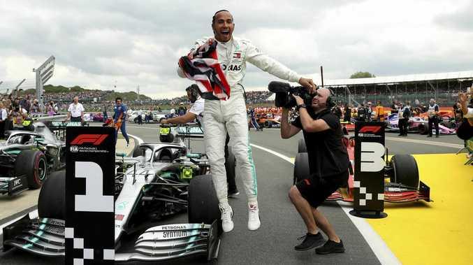 Hamilton ignored team order in victory