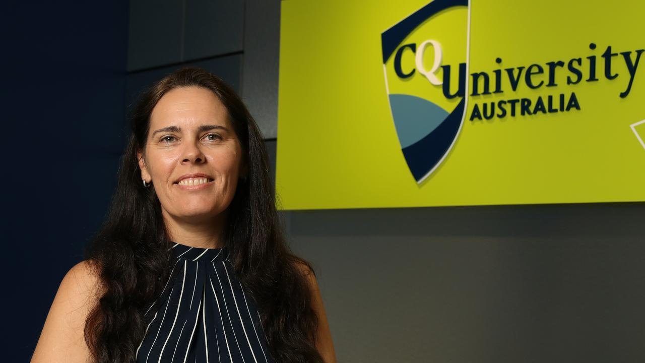 CQUniversity Cairns vice-chancellor Jodie Duignan-George. Picture: MARC MCCORMACK