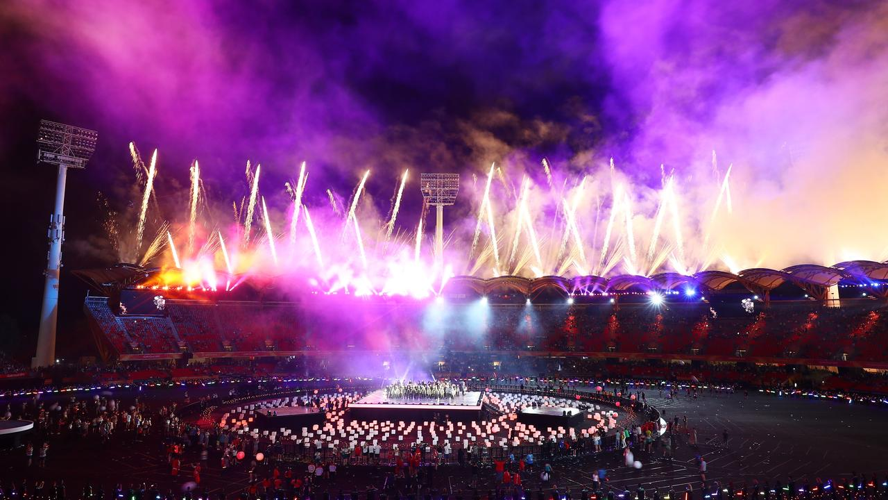 Gold Coast 2018 Commonwealth Games - Closing Ceremony