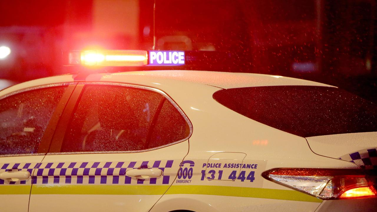 The man died at the scene of the crash near Goondiwindi.