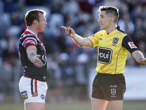 NRL says ref criticism 'over the top'