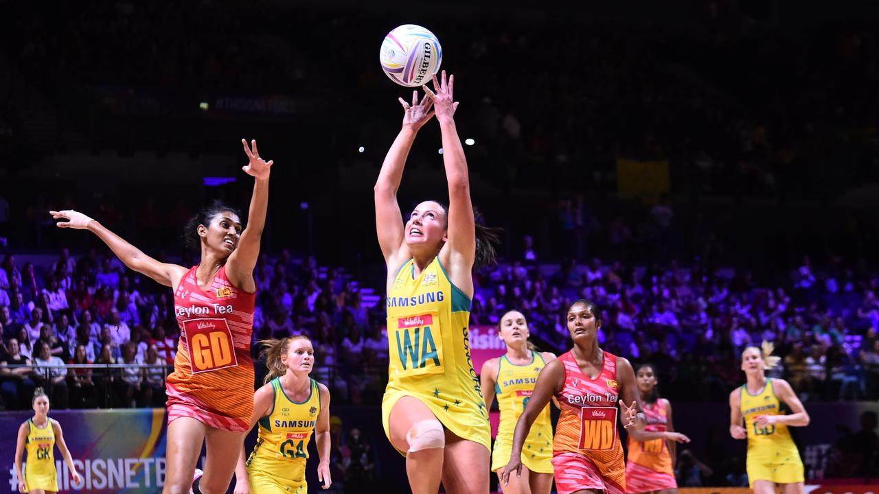 Vitality Netball World Cup - Day Three