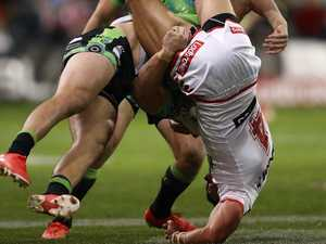 Raiders star charged for ugly tackle