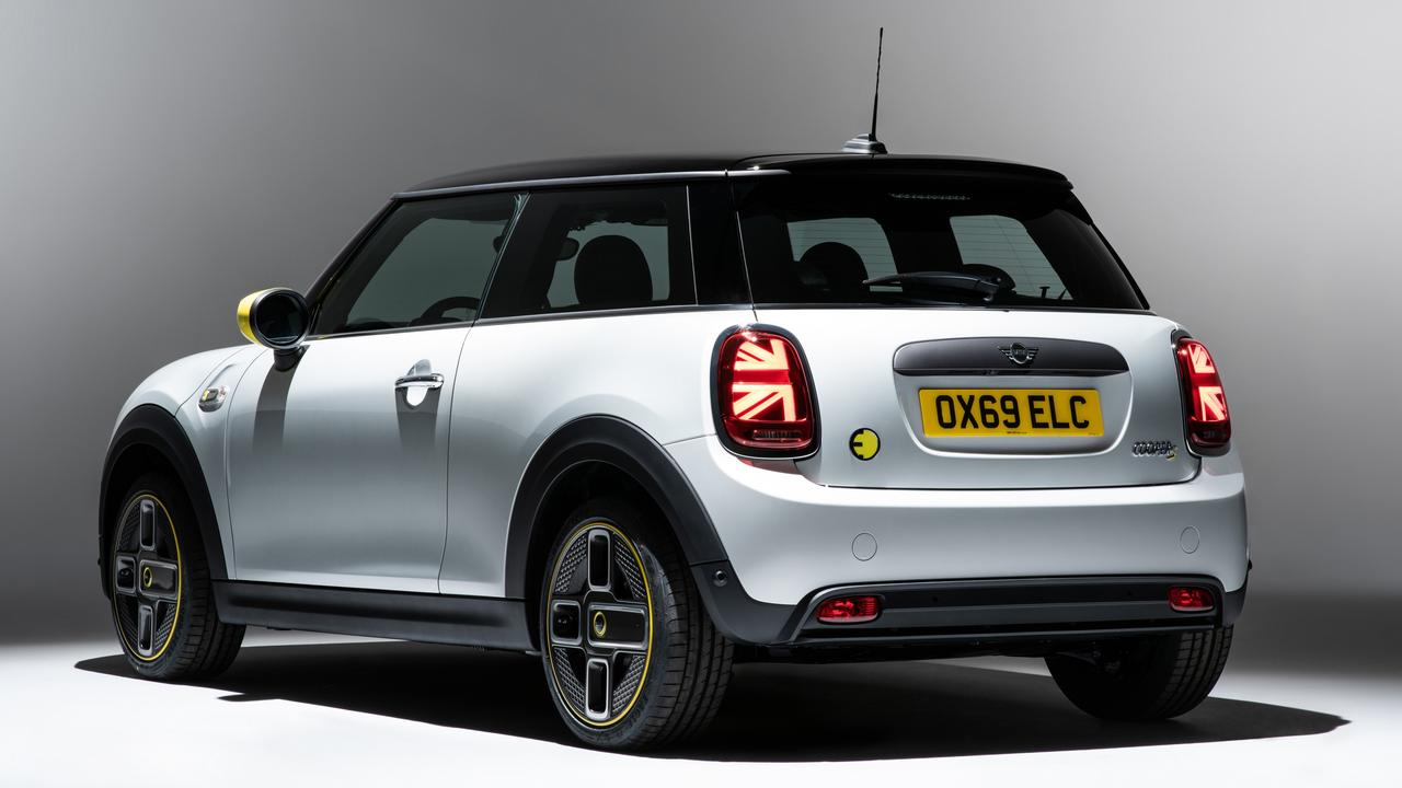 Mini is poised to go all electric if the demand is there.