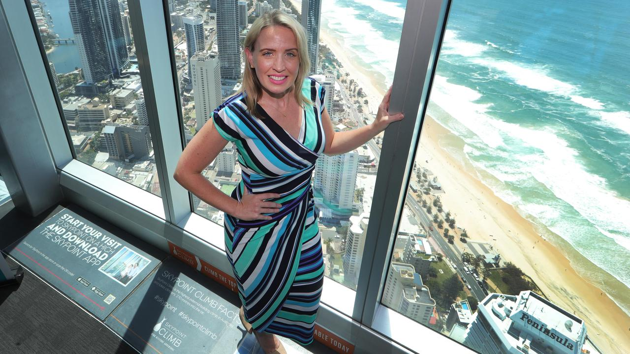 Tourism Industry Minister Kate Jones has welcomed the findings. Picture Glenn Hampson.