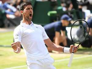 Djoker claims historic Wimbledon title