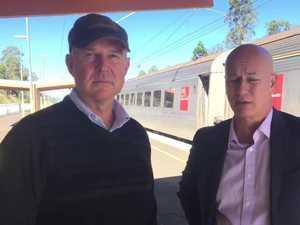 MP lambast Gympie's 'Russian roulette' rail service