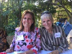 CANCER FUNDRAISER: Kylie Leonard and Dorothy