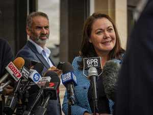 Albo weighs in on Perth 'meth zombie' tiff