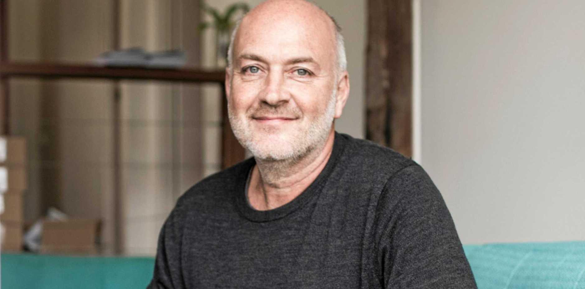 MUSIC MAN: Glenn Wright the founder of two of Australia's favourite music festivals.