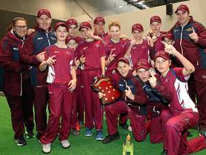 The four Mackay boys who led Queensland to glory