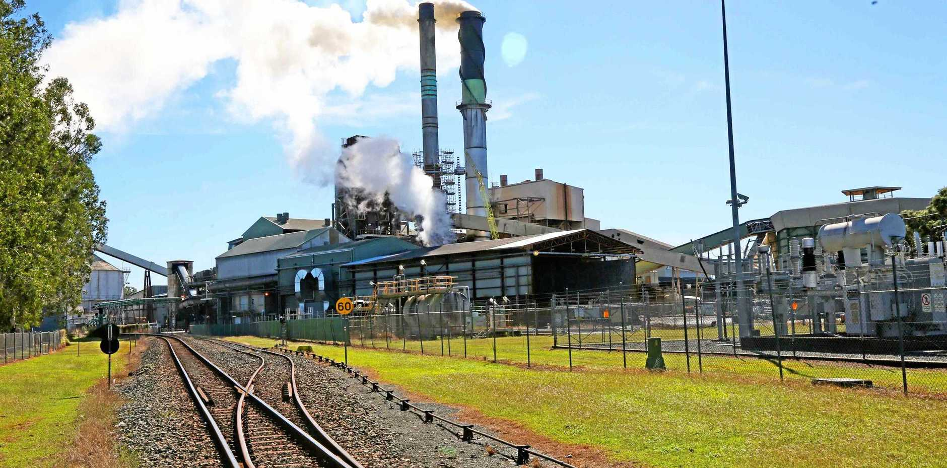 HALT: Cane crushing stopped at Proserpine mill due to significant rainfall.