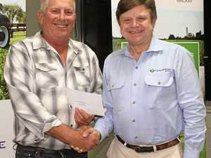 Mackay Show sugarcane awards night