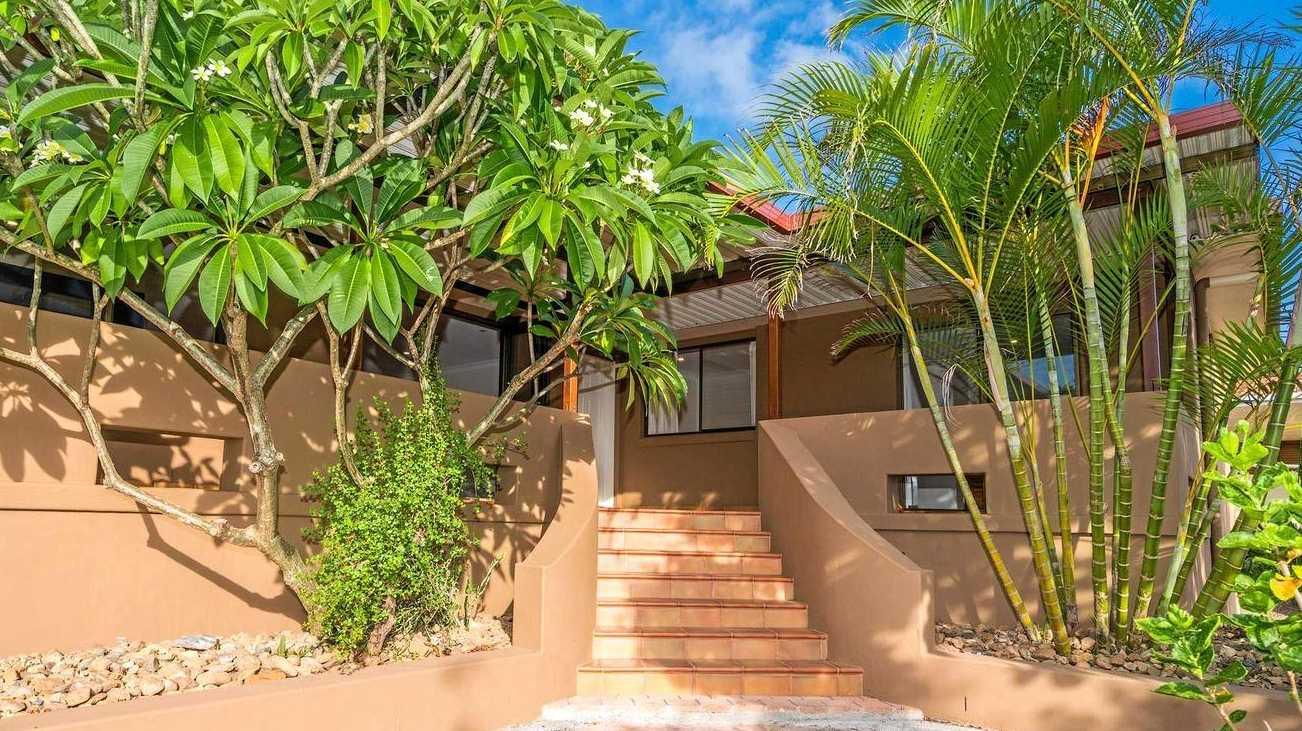 SEASTAR: 2 Seastar Court, Byron Bay, sold for $1.5 million last week.