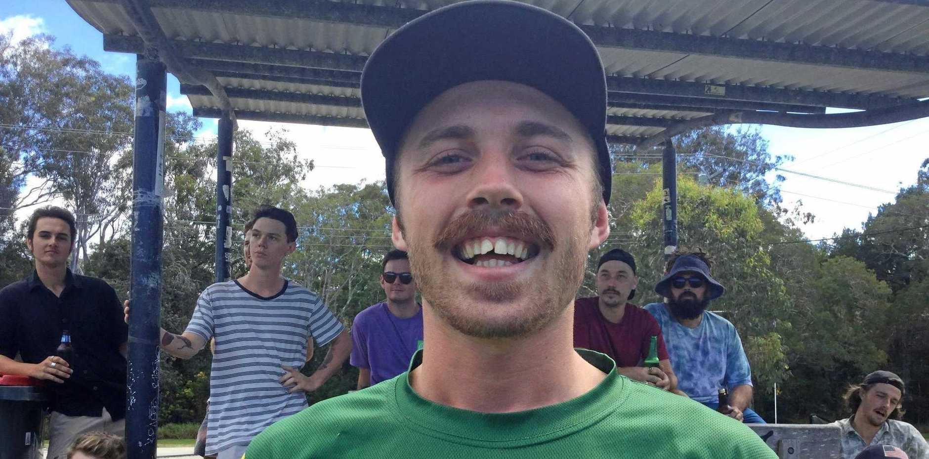 Tim Watkins was killed in a hit and run incident on Wilsons Creek Road, Wilsons Creek, about 9km south-west of Mullumbimby.