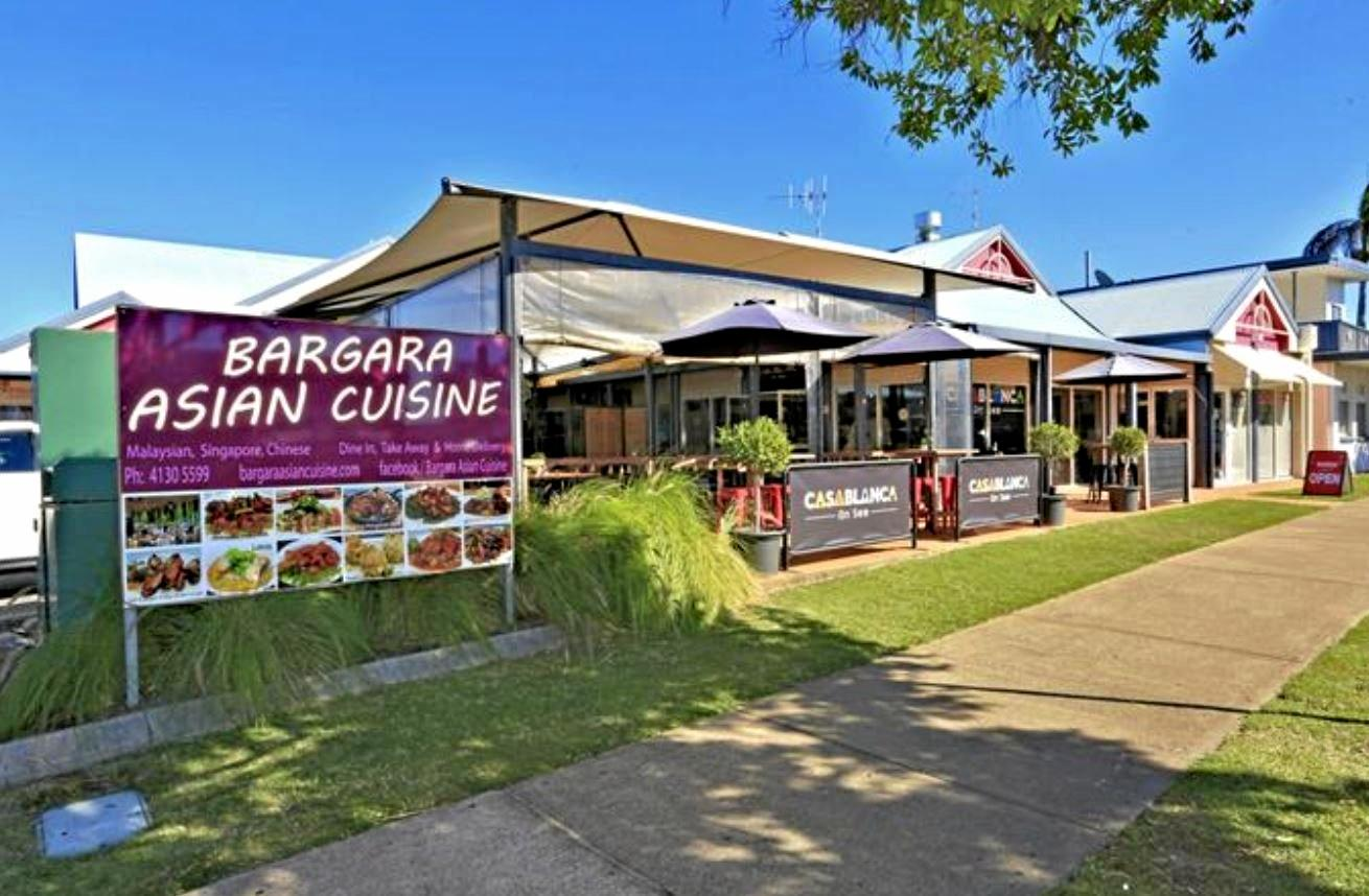 FORE SALE: Bargara Beach Plaza in See St is for sale, with interest coming from across the country.
