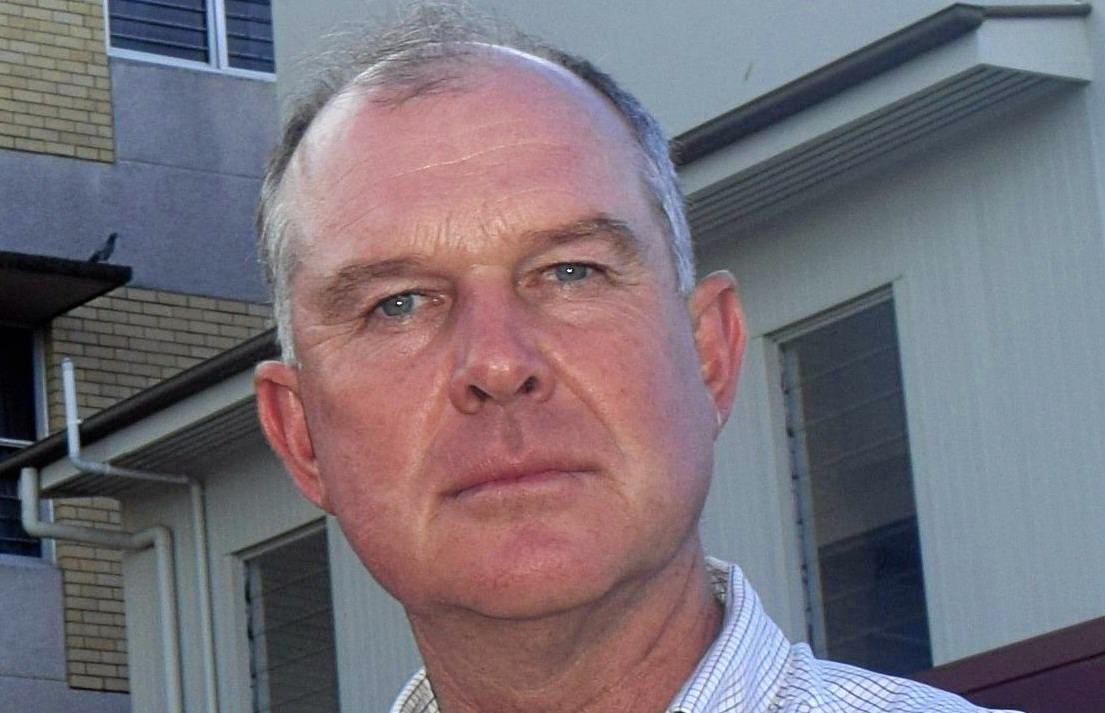 Gympie MP Tony Perrett