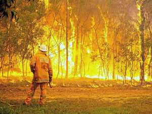 LNP's burning questions about bushfire review report