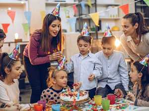 Mastering the skill of children's birthday parties