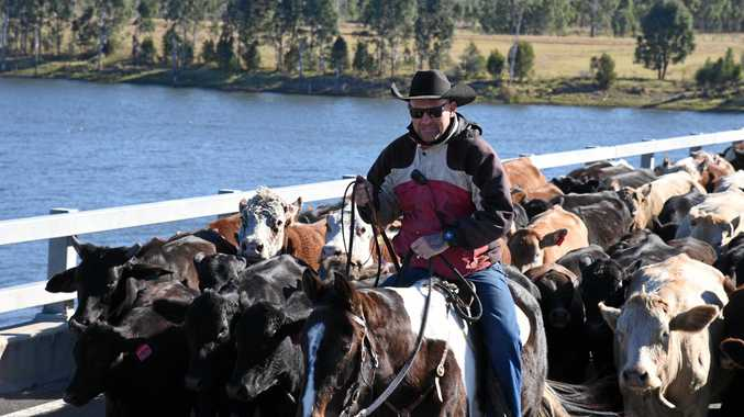 BIG READ: Drovers on move across the state
