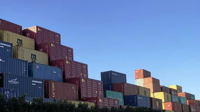 Alleged kidnap victim tells of shipping container escape