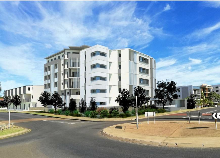 NO MISCONDUCT: The Office of the Independent Assessor has confirmed investigations found no misconduct in Council's votes for the Bargara Jewel development last year. Picture: The new-look Jewel at six storeys.